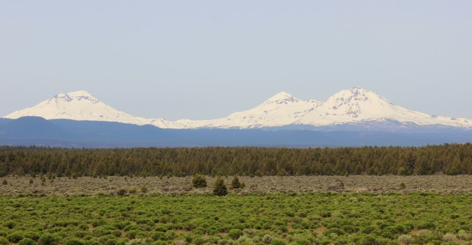 View outside of Bend