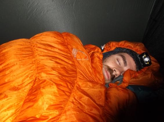 Sleeping Cheeto