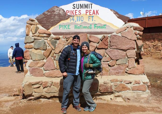 Pikes Peak Hike