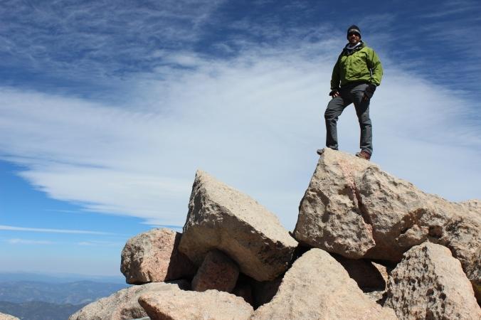 Mt. Evans Hike