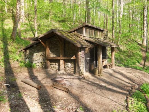 Appalachian Trail 232