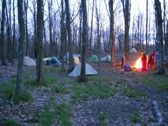 Appalachian Trail 268
