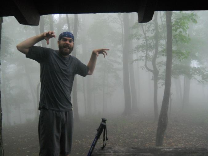 Appalachian Trail 550