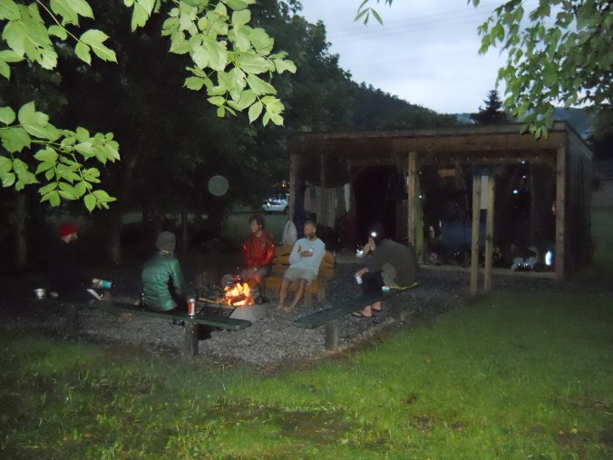 Appalachian Trail 582