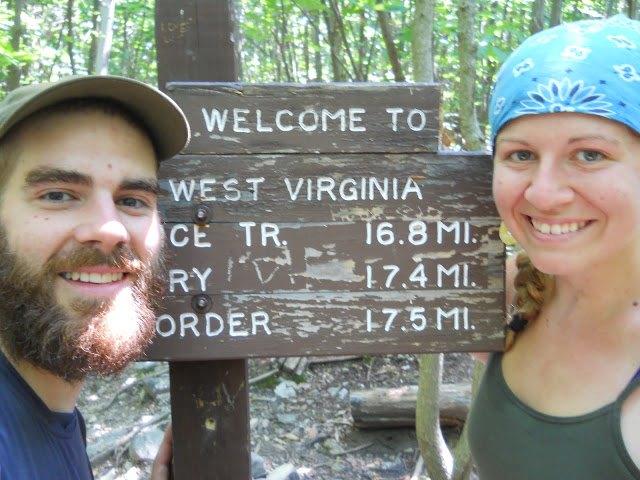 Appalachian Trail 622