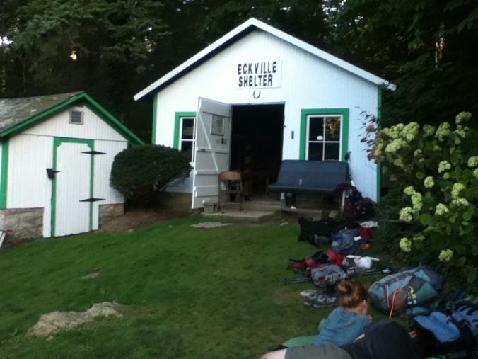 Eckville Shelter